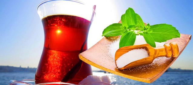 Şeker Hastalarına Tatlandırıcı: <b>Şeker Otu (Stevia)</b>